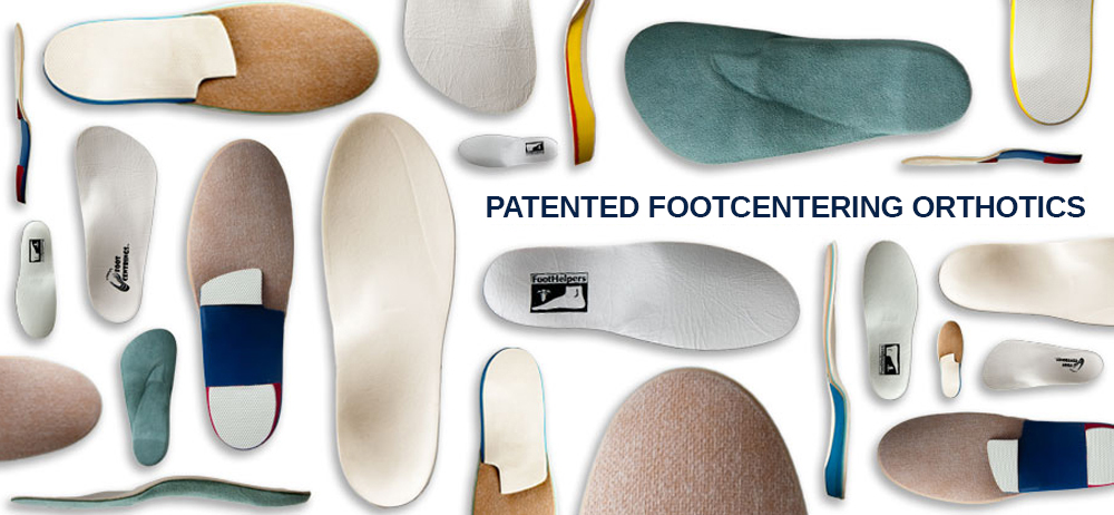 The Foot Typing Center Foothelpers Lab Centering Feet